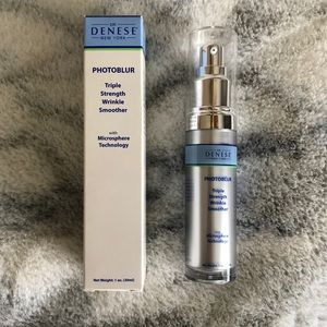 NEW Dr Denese New York Photo blur Wrinkle Smoother
